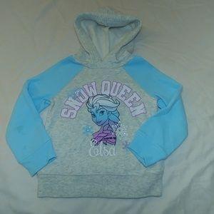 🎁Disney's Frozen Elsa hoodie sz 2T
